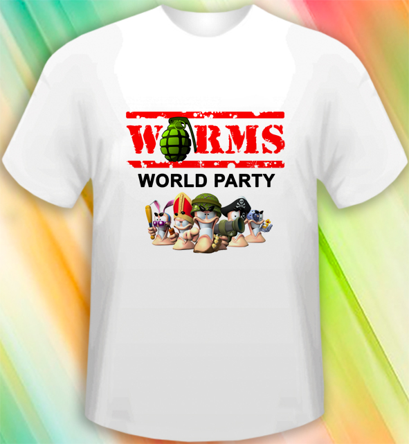 181 Worms World Party
